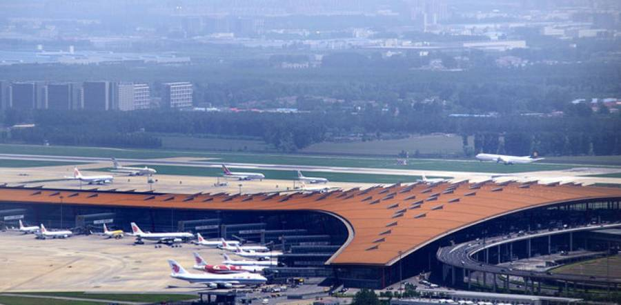 New Beijing Airport to Exclude Domestic  Regional Airlines   Air     Beijing Capital International