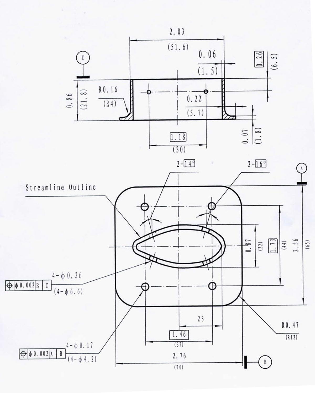Falcon gauge pitot tube mounting bracket from aircraft spruce rh aircraftspruce pitot tube flow meter