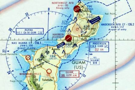 Full Image Wallpapers » map of the guam | HD Images