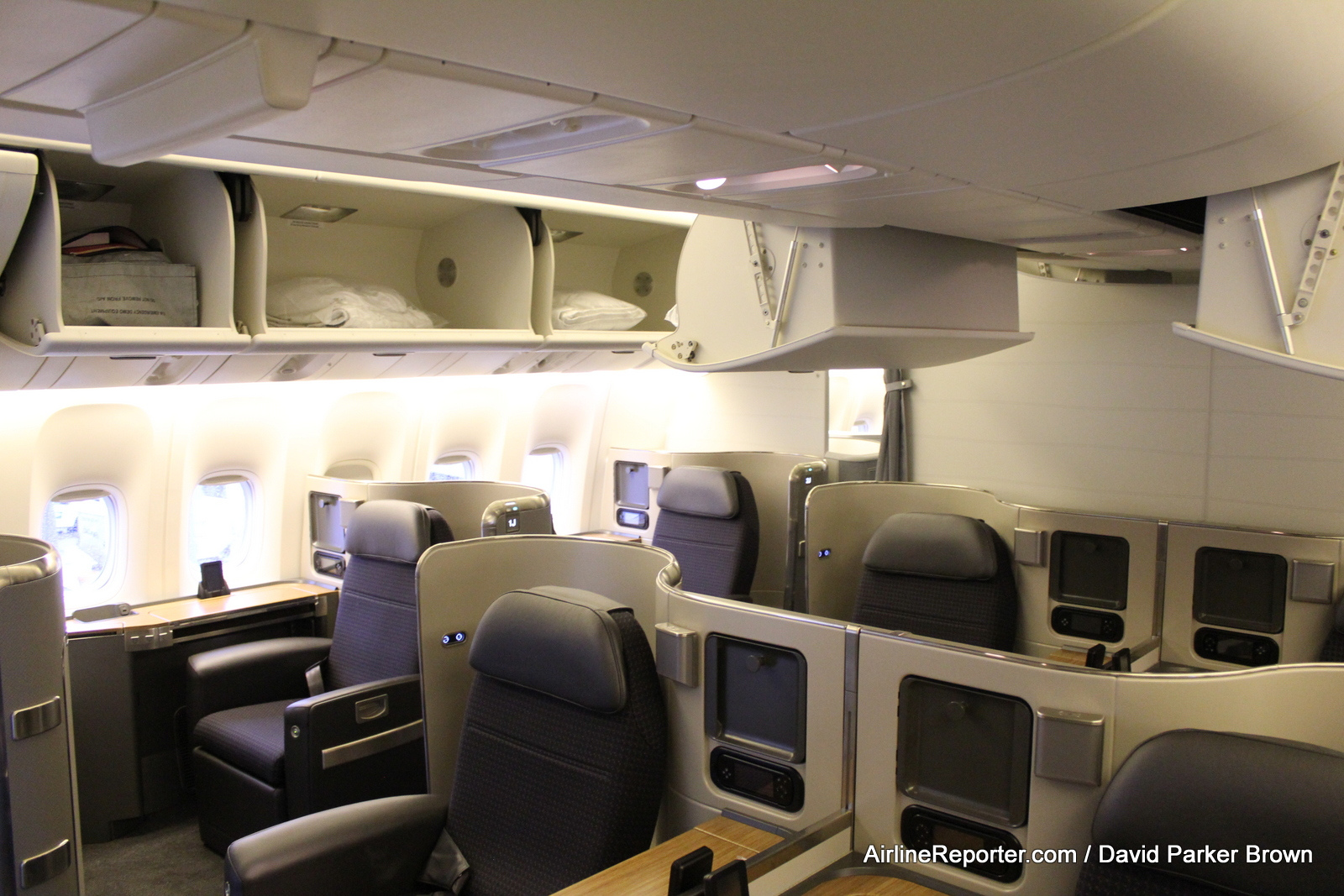 Flight Review Flying Business Class On American Airlines