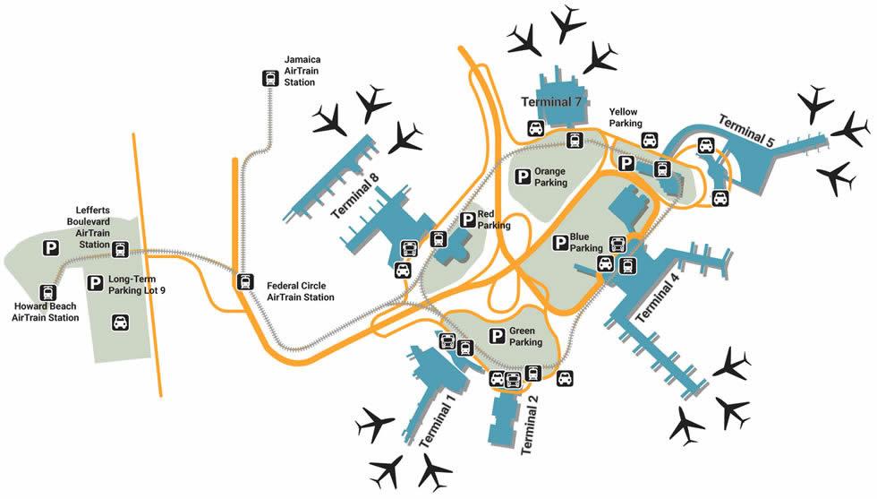 Closest Restaurants Jfk Airport