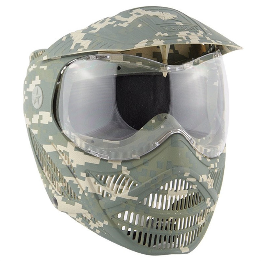 Tippmann Tactical Us Army Ranger Full Face Airsoft Mask