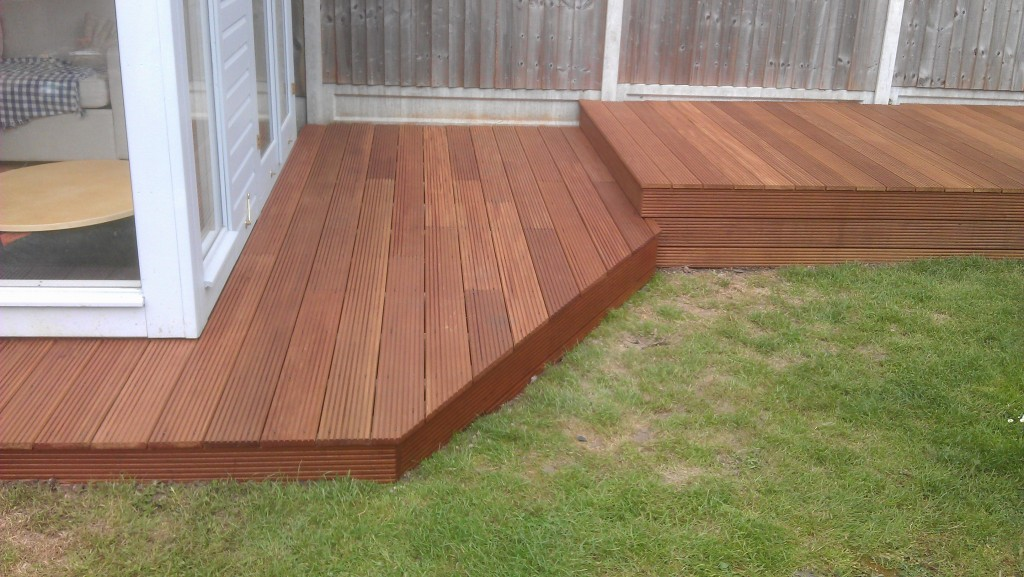 How Build Raised Garden Deck