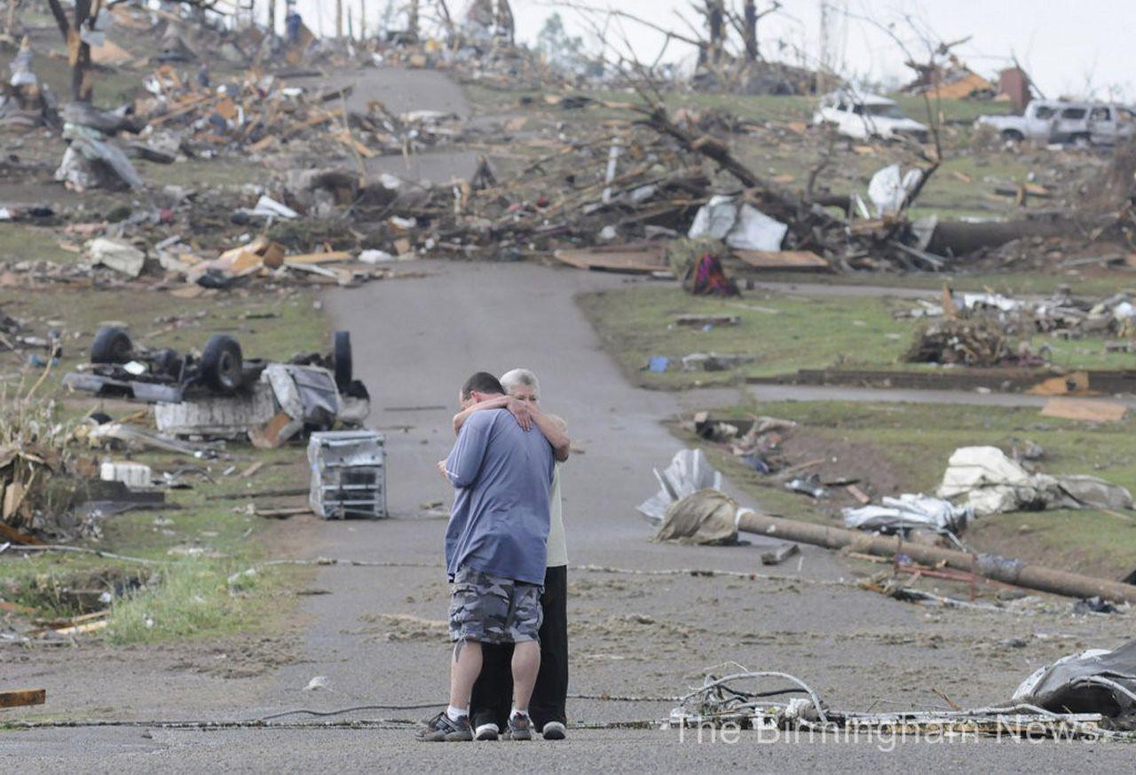 Cullman Tornadoes April Alabama 27 2011