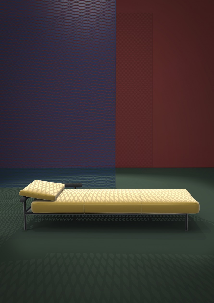 X Ray Day Bed Alain Gilles