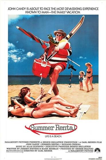 Summer Rental 1985 Film