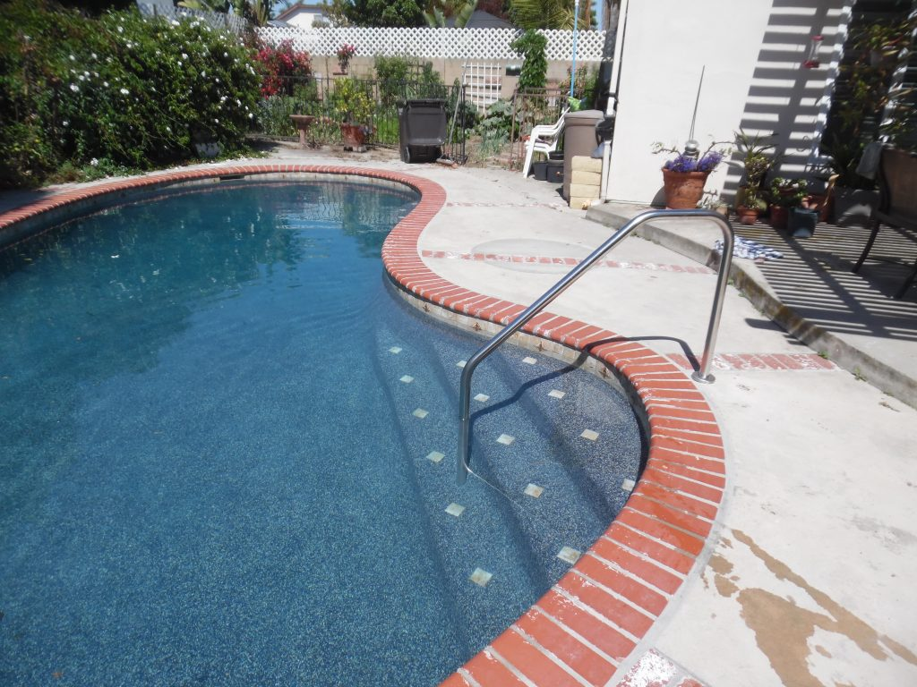 Trim Tile And Spotters Alan Smith Pools