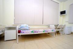 Двухместная палата в медицинском центре Алкоклиник - фото№2