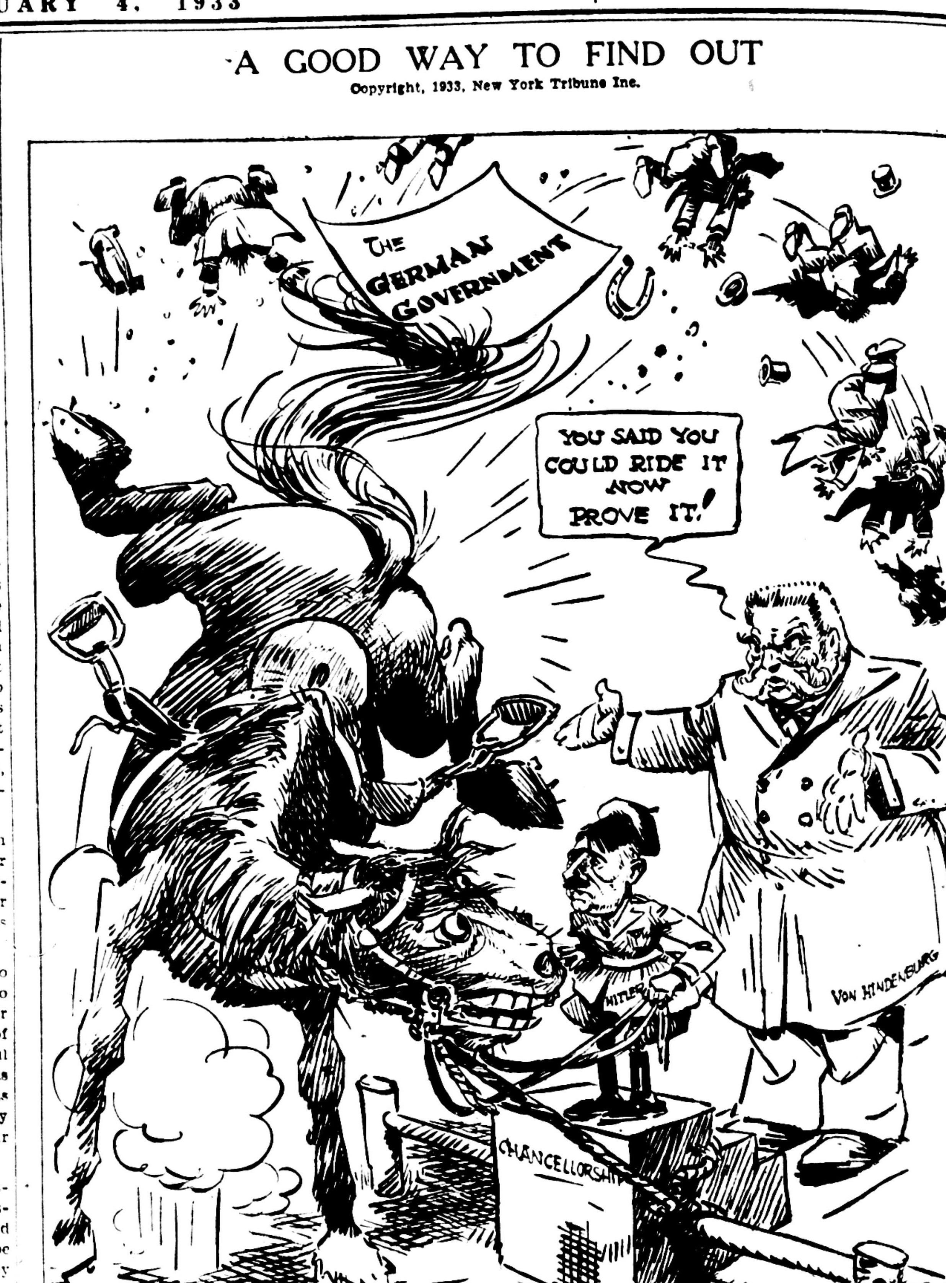 Natzi Jewish Political Cartoons 1930 S