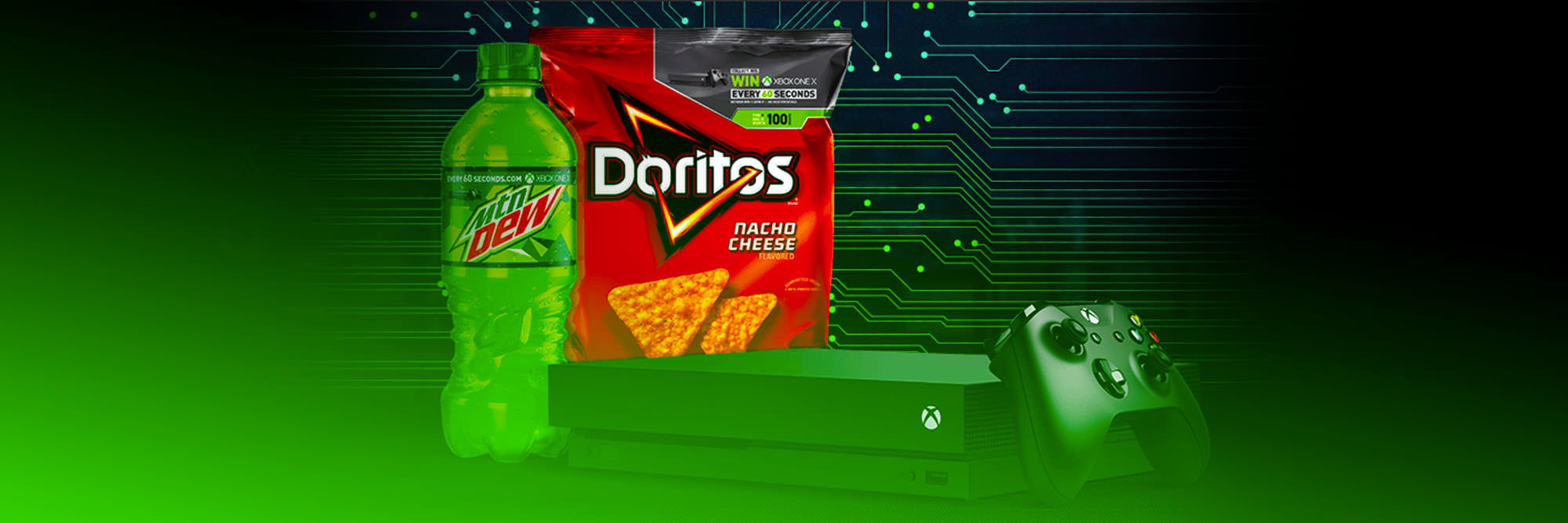 Xbox Live Doritos