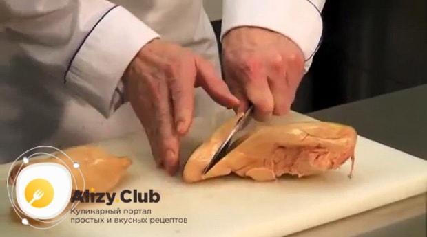 Hur man lagar fransk delikatess foap på ett steg-för-steg recept med ett foto