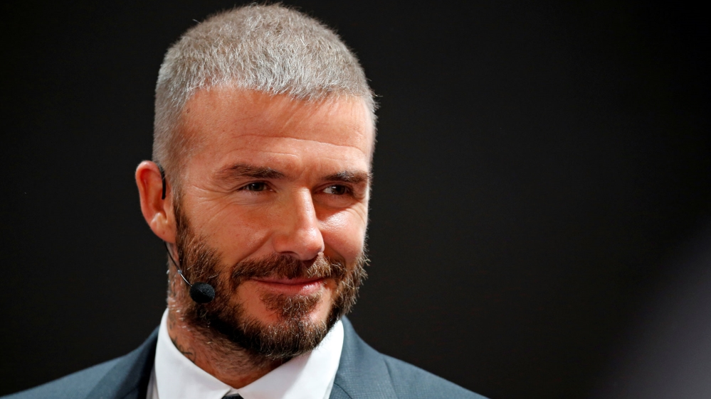 David Beckham to be honoured with statue in Los Angeles ...