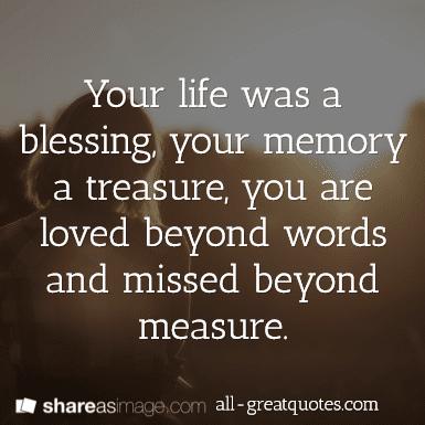 Short Memorial Verses And Tributes