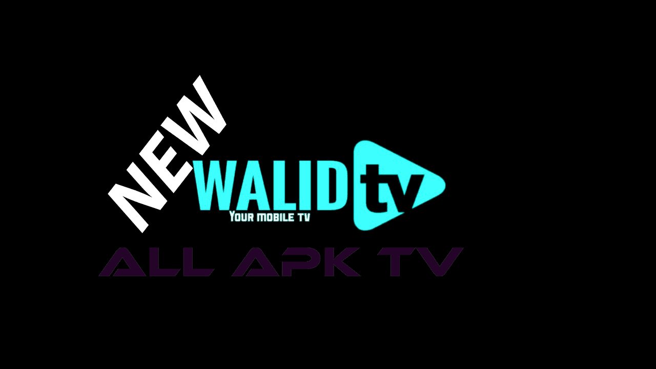 Walid TV APK [Latest] 2020 1