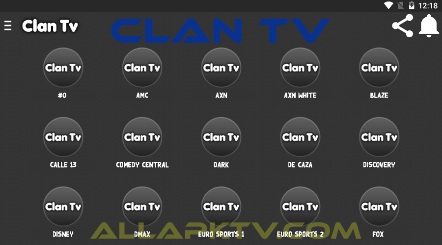 CLAN TV New IPTV APK 2
