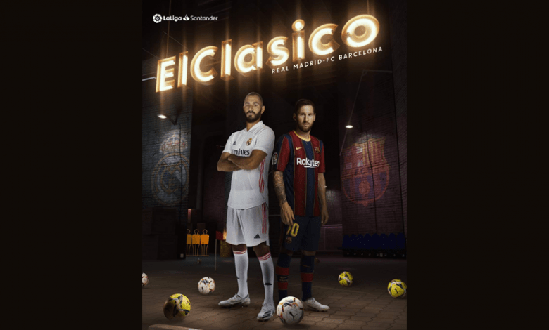 El Clasico Real Vs Barcelona New 38 IPTV Servers 1