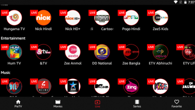 PieTV Lastest Version New IPTV APK 18