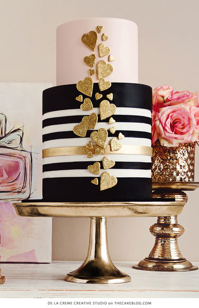 The Sweetest Valentines Day Cakes You Could Dream Of