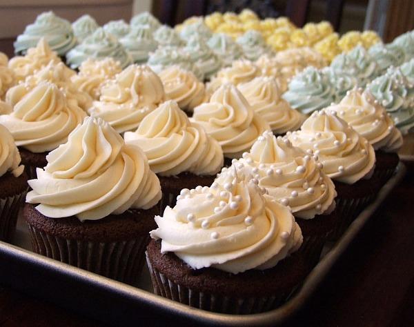 Buttercream Frosting Cupcakes Recipe