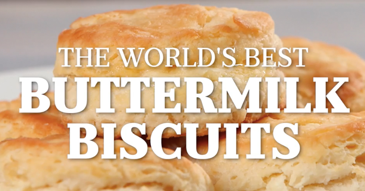 World S Best Southern Buttermilk Biscuit Recipe All Created