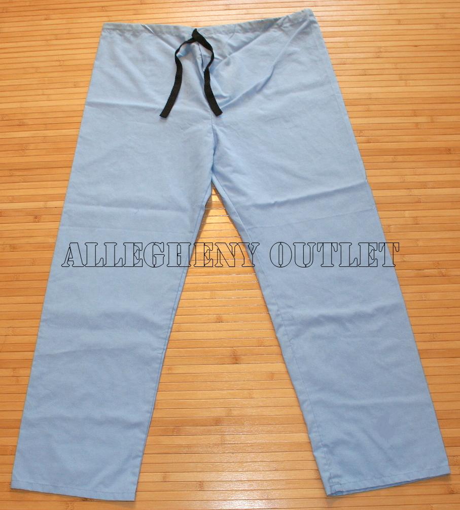 Angelica Mens U S Military Blue Nurse Pants Large New Ebay