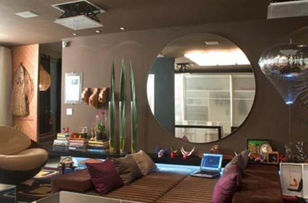 Spiegel Im Wohnzimmer Hinrei 223 Ende Spiegel Designs