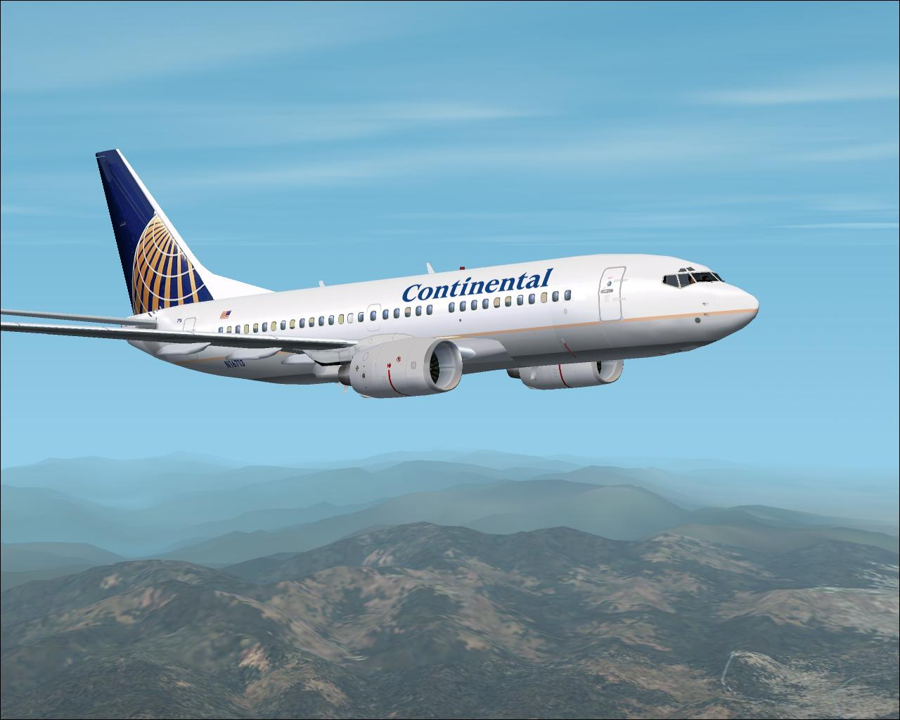 continental airlines onepass - HD1280×1024