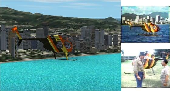 Hughes 500 Magnum Pi Update Fix Flight Simulator Addon Mod