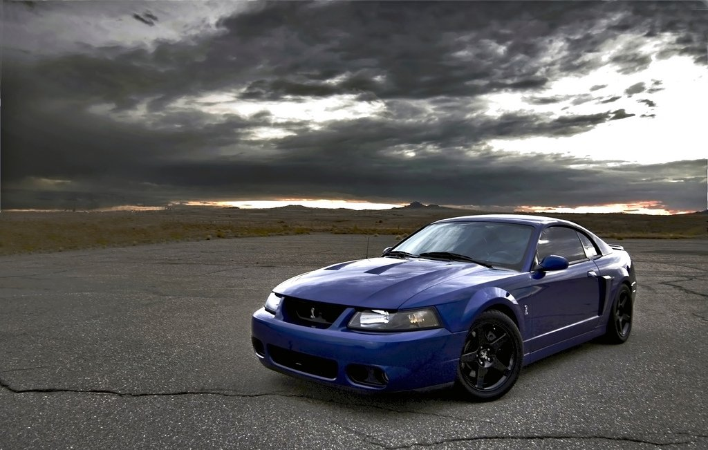 Tweeters 2001 Ford Mustang