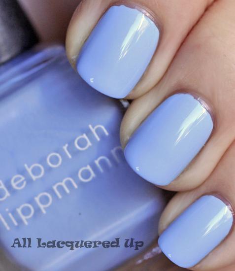 Deborah Lippmann Lets Misbehave