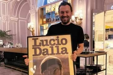 Cesare Cremonini debutta alla regia con un film su Lucio Dalla