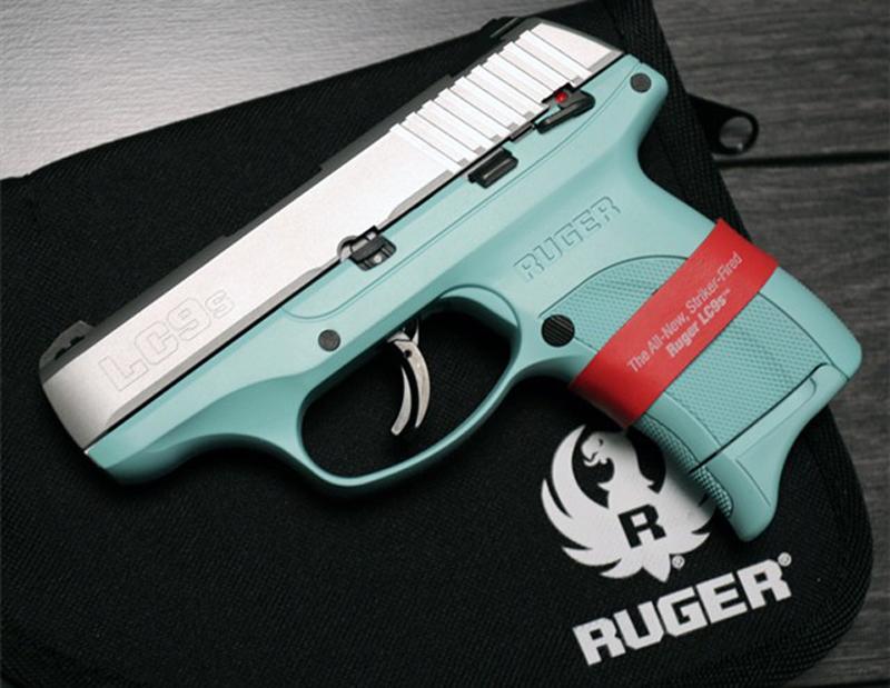 tiffany blue pistol - 800×619