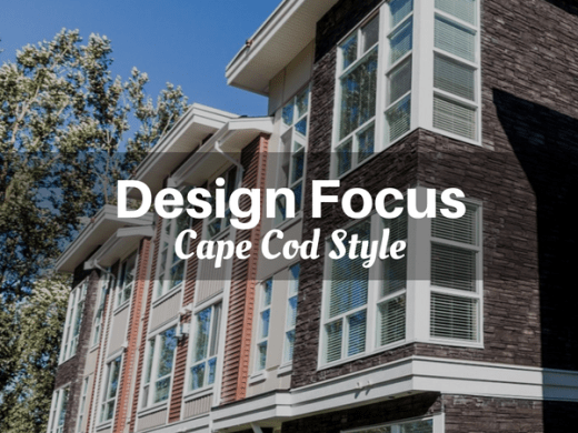 Design Focus  Cape Cod Style   CSI   Canadian Stone Industries ENG A country with cultural influences from its colonial past  Canada still  draws heavily from its ancestry  It is therefore no surprise that the Cape  Cod is