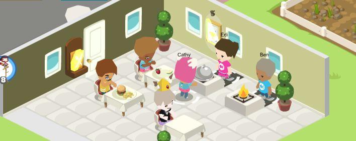 Run Your Own Restaurant Game Free Online