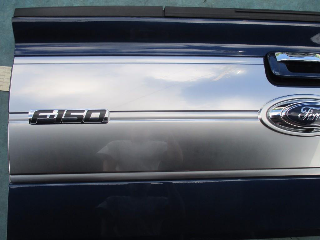 Origianal Ford F150 Platinum Tailgate Tail Gate Camera