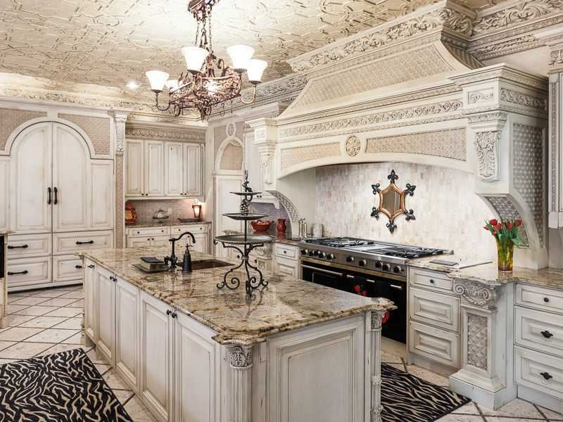 Most Luxurious Kitchen World