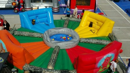 HUNGRY HUNGRY HIPPO INTERACTIVE GAMES  Austin  Texas hungry hungry hippo interactive Austin  30 L X 30 W X 6 H