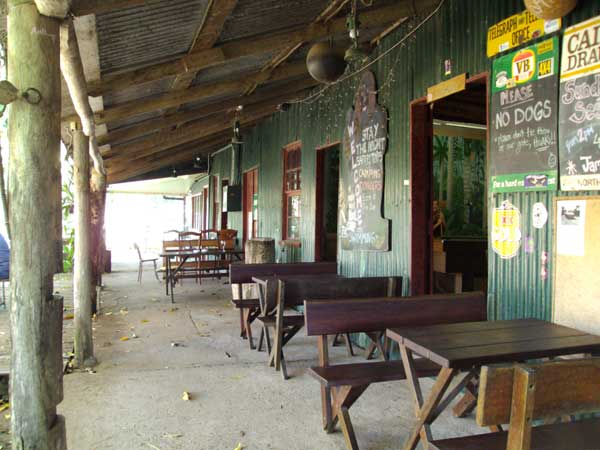 Lions S Den Hotel Near Cooktown In Nort Queensland