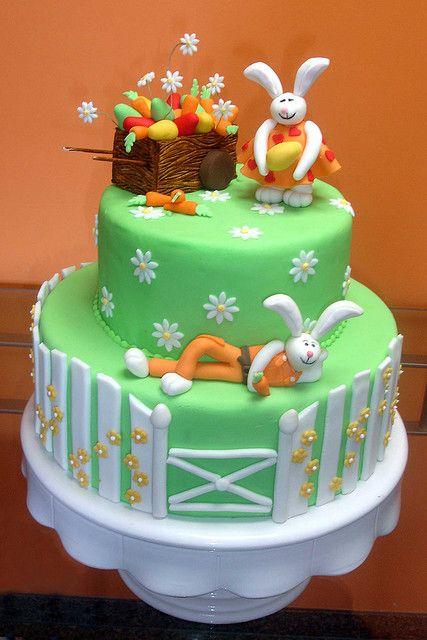 Easter Cakes Around World