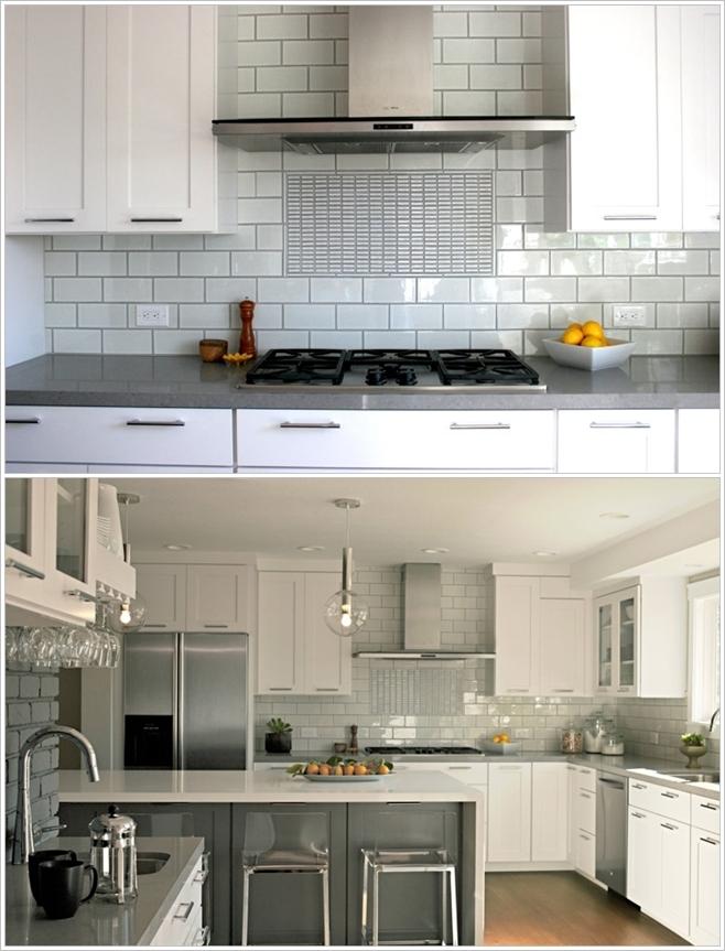 Designer Tiles Kitchen Backsplash