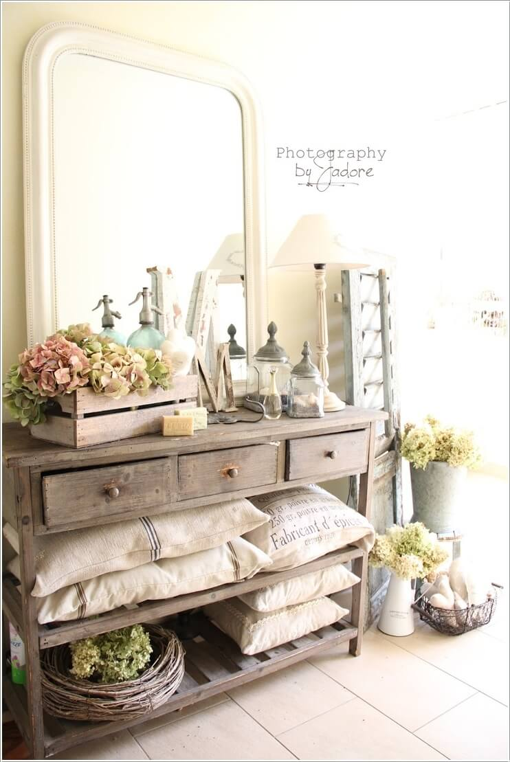 Armoire Drawers And Shelves