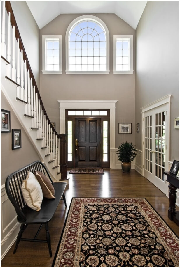 10 Chic Seating Options For Creating A Welcoming Entryway