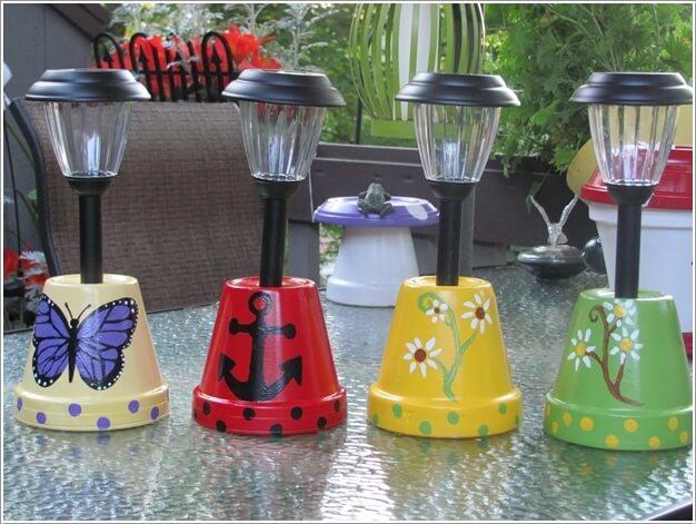 Small Solar Lights Crafts
