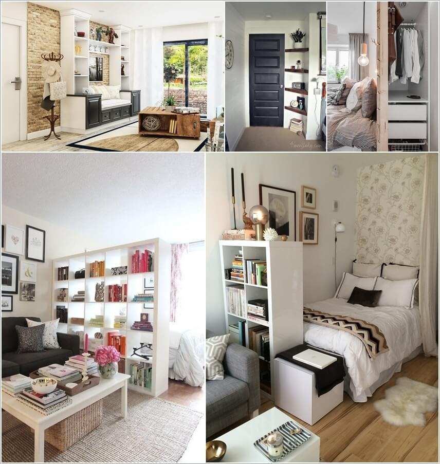 Small Apartment Storage Ideas