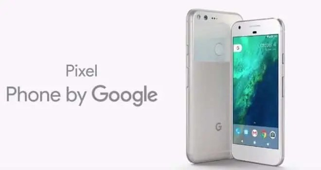 Google Pixel XL 2 con SD835 4GB RAM display 18
