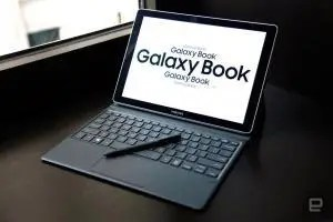 Samsung Galaxy Book il rivale di Surface Pro