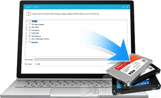EaseUS Todo Backup Software di backup e recupero dati
