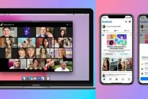 Facebook presenta Messenger Rooms Nuova Videochat