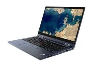 Lenovo presenta ThinkPad C13 Yoga Chromebook Enterprise
