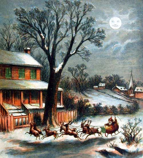 Snowy winter scenes wallpaper voltagebd Image collections